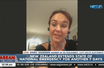 WATCH: New Zealand extends State of National Emergency for another 7 days