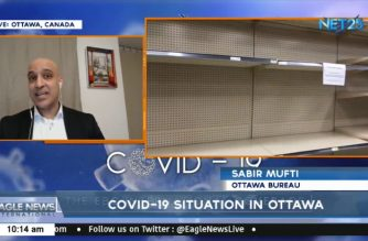 WATCH: Ottawa, Canada situation: $300-million relief fund