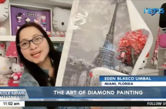 WATCH: #Stay-at-Home Activities: The Art of Diamond Painting