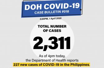 Courtesy DOH Facebook