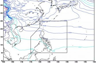 Thunderstorm advisory hoisted over parts of N. Samar