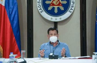 President Duterte: COVID-19 crisis could last for two years