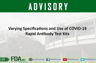 """The Food and Drug Administration (FDA) approved for commercial use sixteen 916) COVID-19 rapid antibody test kits.  These detect the presence of antibodies in an individual's blood or serum"""", specifically identified as Total Antibody, IgG antibody, and IgM antibody. (Courtesy: FDA)"""