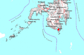 3.6-magnitude quake hits Sarangani