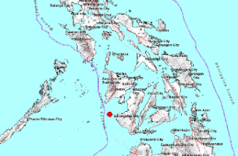 4.5-magnitude quake hits Negros Occidental