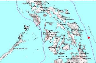 4.5-magnitude quake hits E. Samar