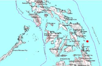 4.6-magnitude quake hits Eastern Samar
