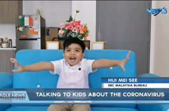 Kids in Malaysia talk about COVID-19 and why they cannot go out