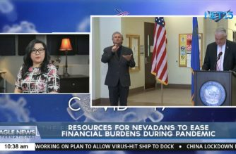 WATCH: Resources for Nevadans to ease financial burdens during crisis