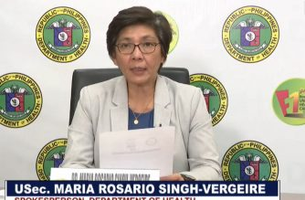 Screengrab from DOH virtual presser on Tuesday, May 26, 2020 (Courtesy DOH/PCOO)