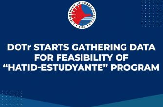 """DOTr mulls """"Hatid-Estudyante"""" program for students stranded in campuses, apartments, dorms following ECQ implementation"""