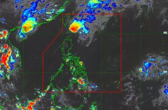"""Ambo"" weakens into LPA; Signal no. 1 over Batanes lifted"