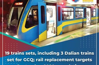 At least 19 MRT-3 trains to run in Metro Manila amid GCQ to allow social distancing, says DOTr