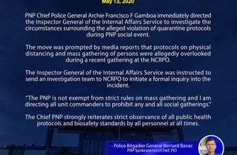 Courtesy: PNP