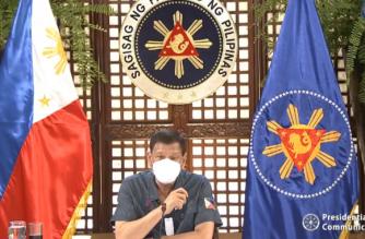 President Duterte offers P2-million reward for info on NPA top commanders