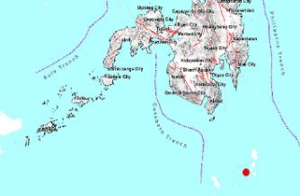 PHIVOLCS: 5.6-magnitude quake hits Davao Occidental