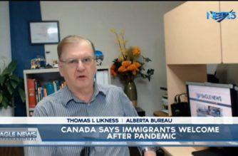 Canada says immigrants welcome after pandemic