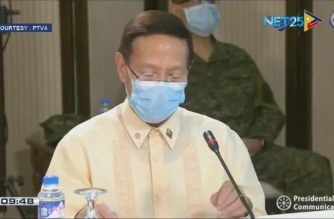 "Majority of COVID cases in PHL ""mild"", only 2% are severe or critical – Duque"