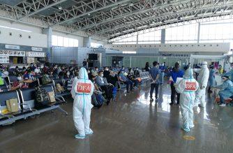The DFA has recently repatriated 345 Filipinos from Barbados./DFA/