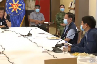 President Rodrigo Duterte has ordered Health Secretary Francisco Duque III to form a team that will handle the compensation due to health workers infected by the virus, and the kin of those deceased due to the virus under the Bayanihan law./PCOO/