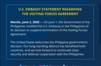 Courtesy US Embassy