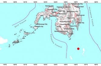 3.1-magnitude quake hits Davao Occidental