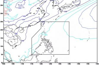 Thunderstorm advisory raised over Nueva Ecija, other areas