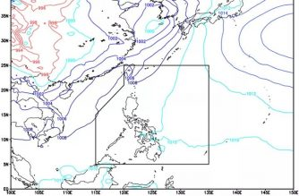 PAGASA: Cloudy skies expected in parts of PHL today due to ITCZ, localized thunderstorms
