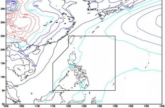 Thunderstorm advisory raised over parts of Mindanao