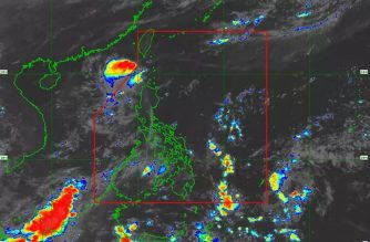 "Signal No. 1 still raised over Batanes as TD ""Carina"" moves past Balintang Channel"