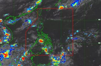 """Carina"" weakens into LPA; thunderstorm advisory raised over parts of Mindanao"