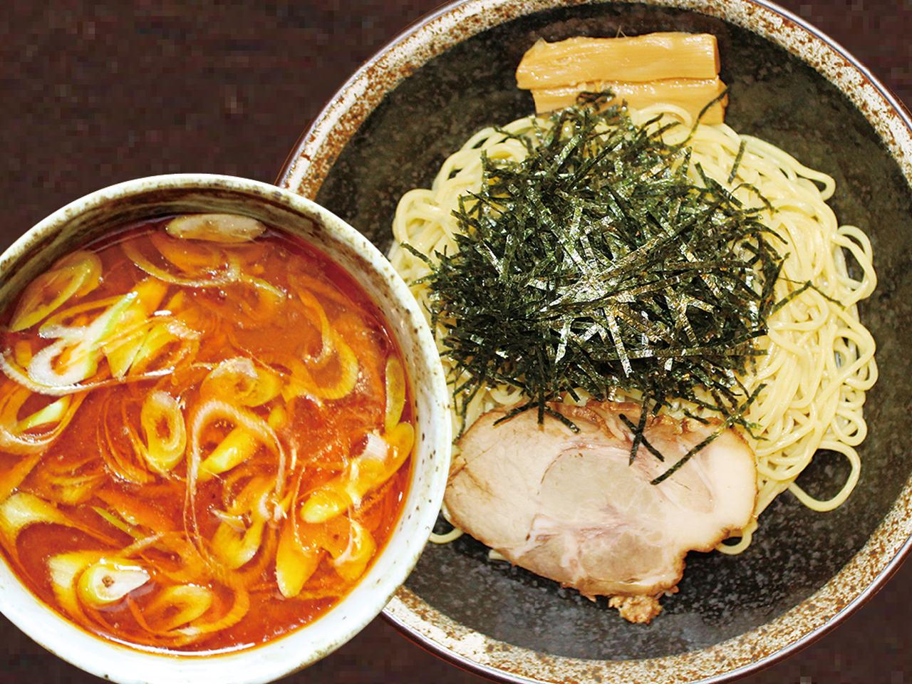麺にスープにうまさぎっしり!こだわりつけ麺を食べ尽くせ!