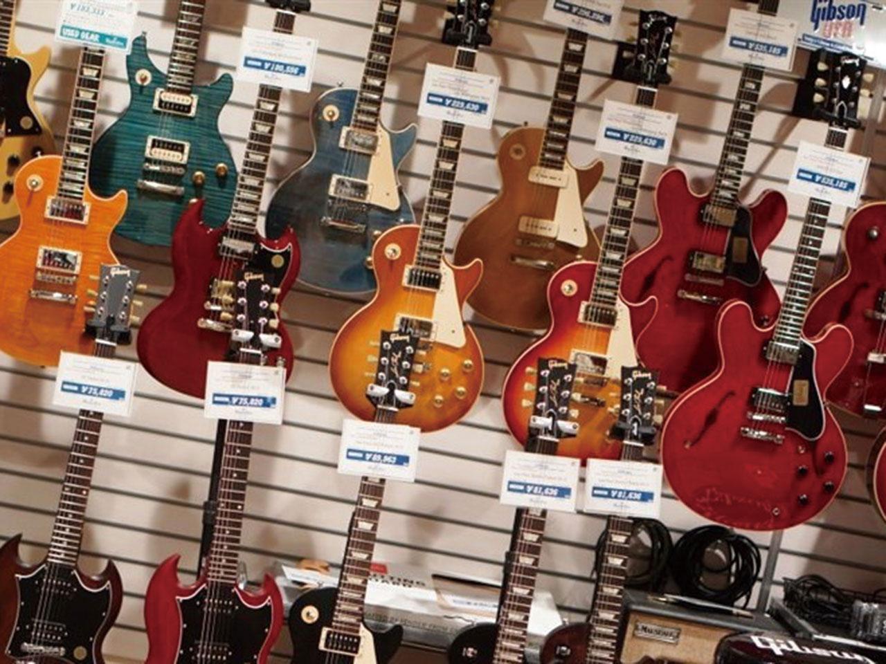 楽器センター_ギター