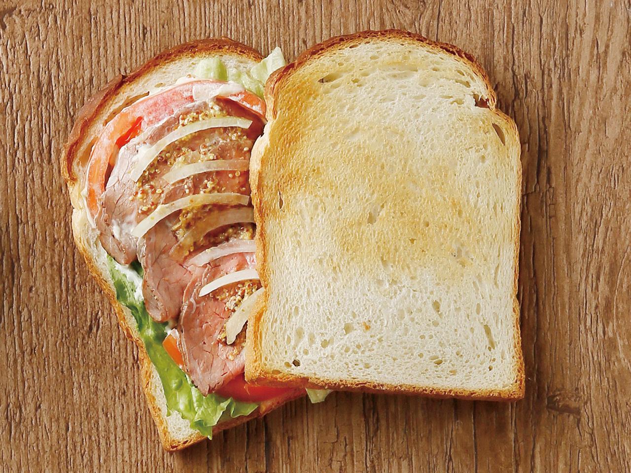 期間限定!この冬しか食べられない!とっておきのごちそうパン