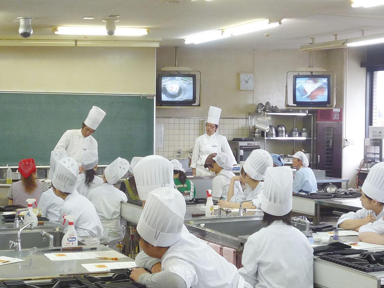 金沢調理師専門学校