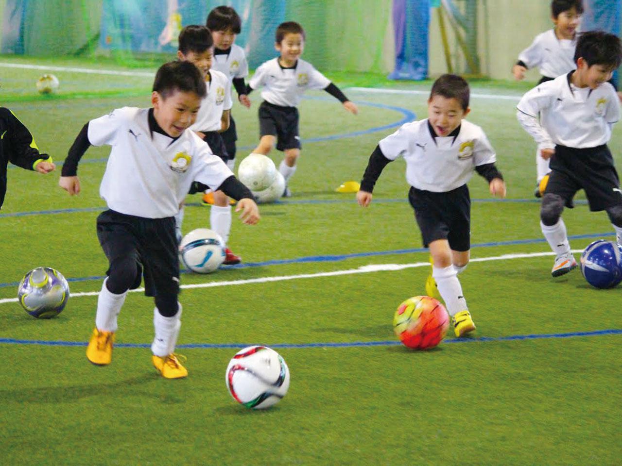 セブン金沢サッカースクール
