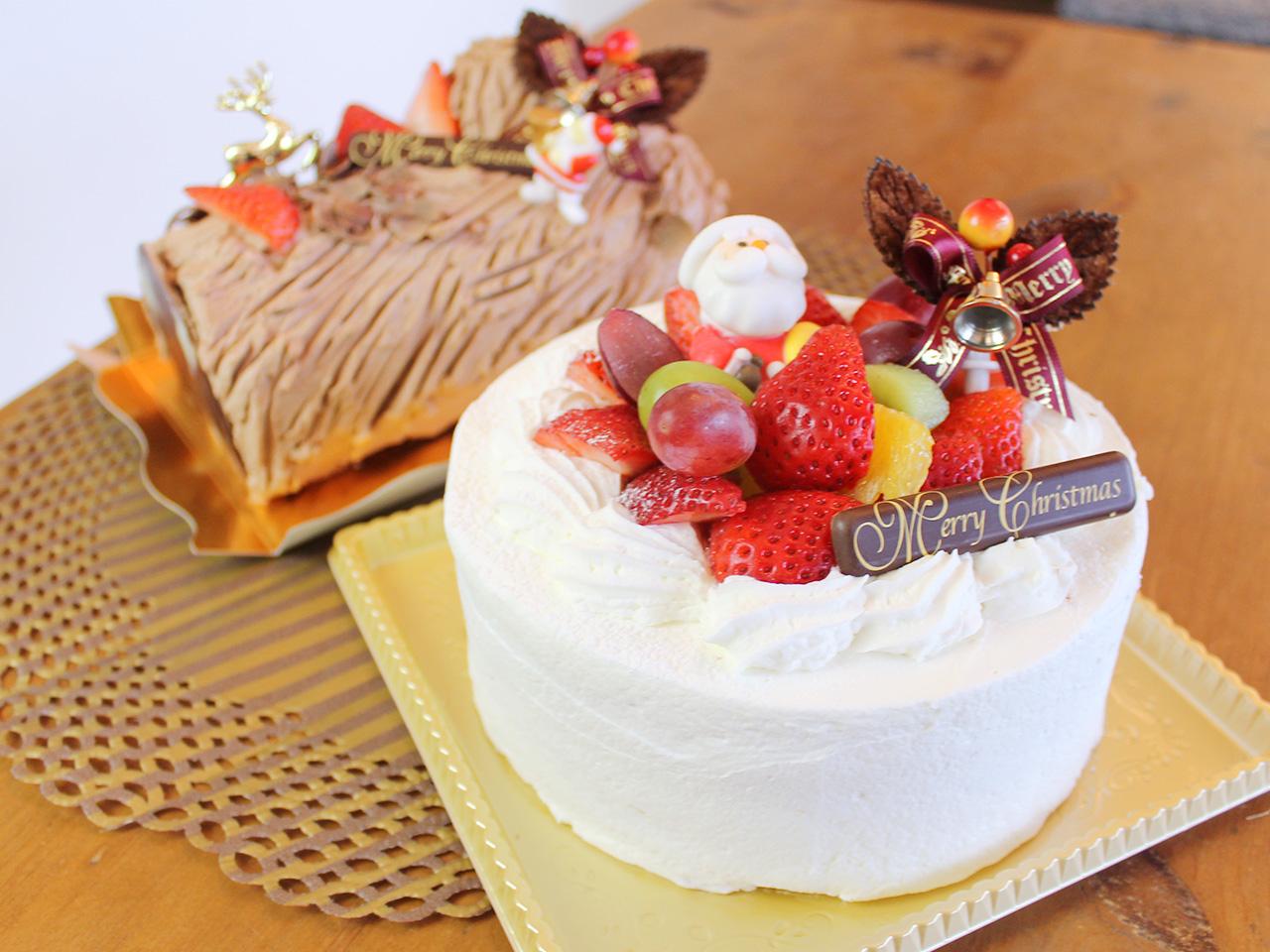 パティスリーベリエ_クリスマスケーキ