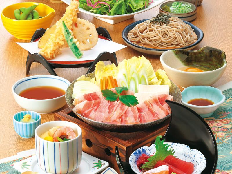 おすすめコース料理を一挙に紹介/いざ、忘・新年会!