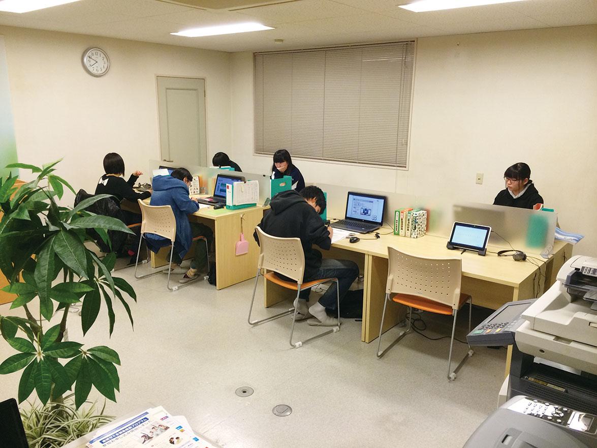 学研CAIスクール富山本部東校_教室