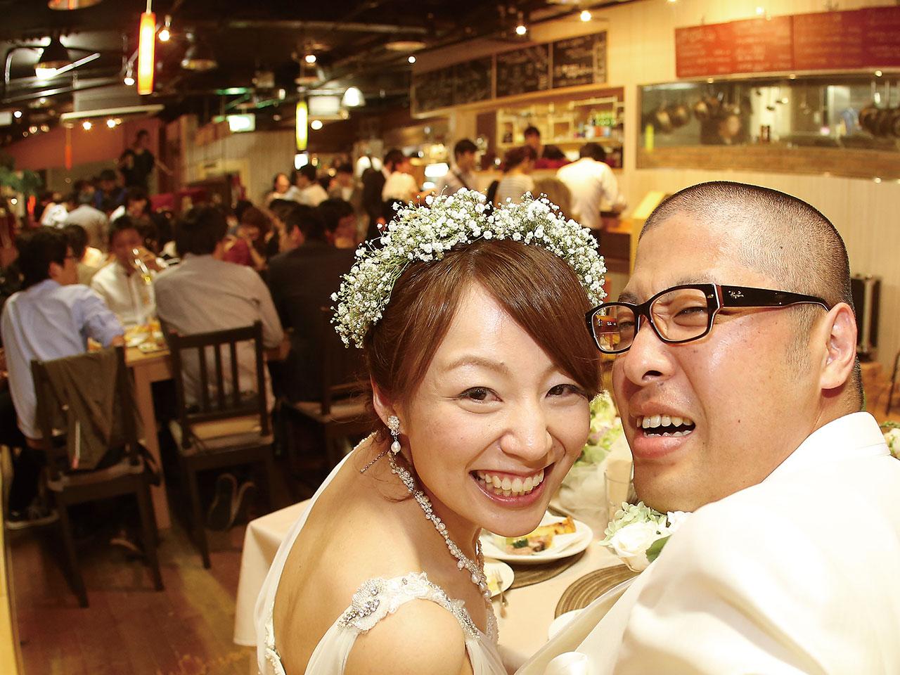 結婚するカップル&二次会幹事さん必見! 結婚式二次会ココなら安心