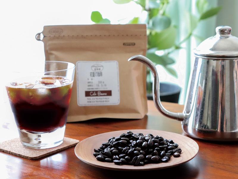 カフェビーンズ_アイズコーヒー