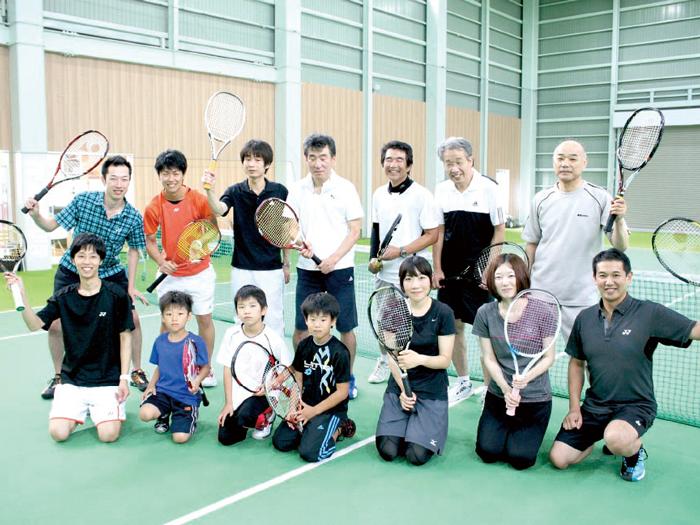 テニススクールセンティア