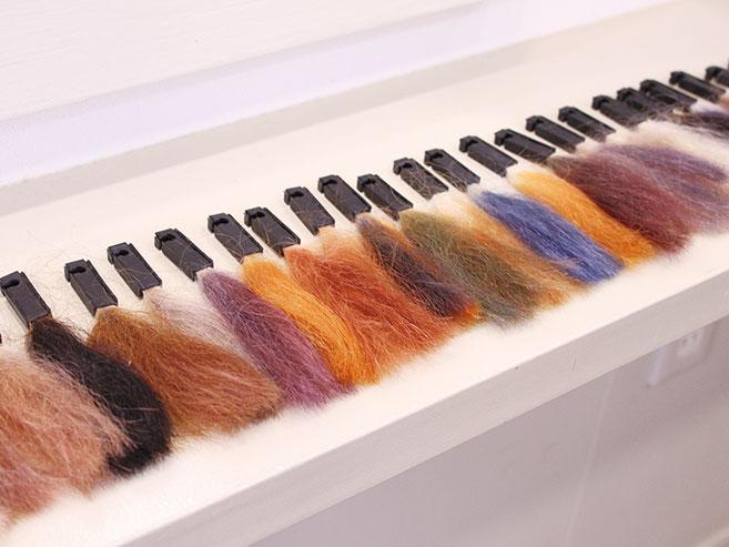 HAIR DESIGN VIOLA_カラーサンプル