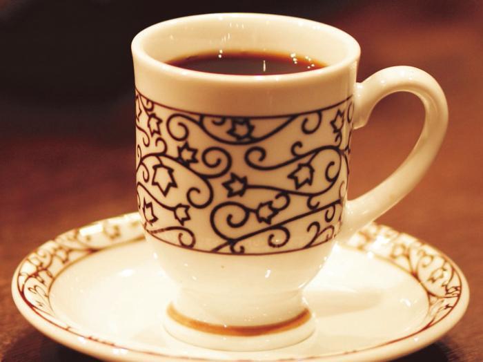 元町珈琲_射水の離れ_コーヒー