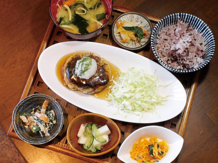 cafe FELLOW_カフェフェロー_選べる週替わりご飯/970円