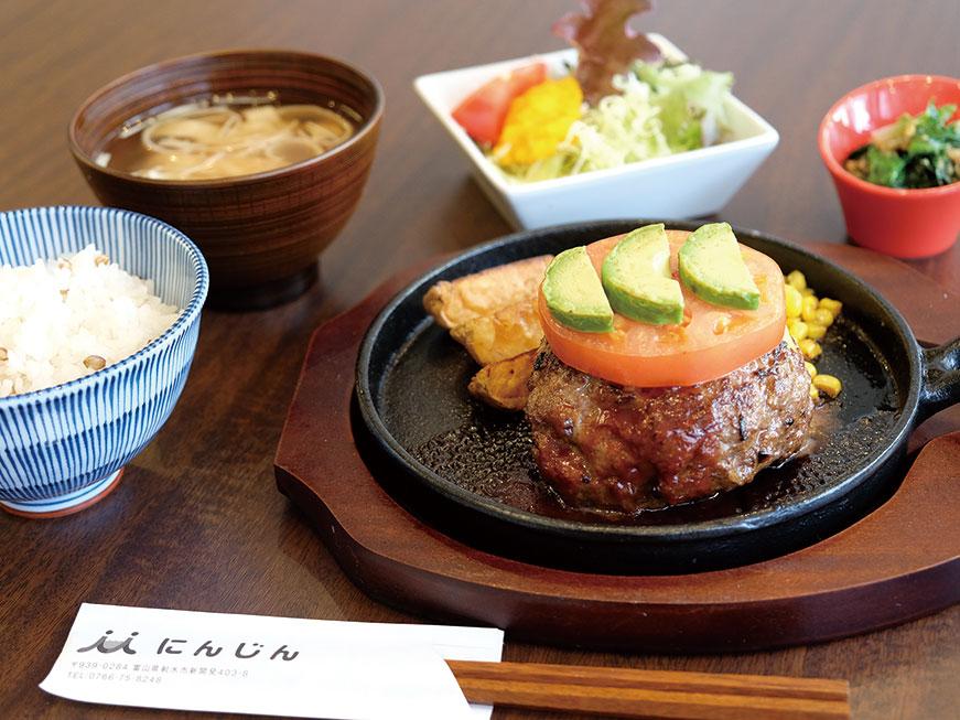 カフェにんじん_人気定食