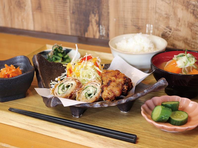 かわひがし食堂_日替り定食・A/950円