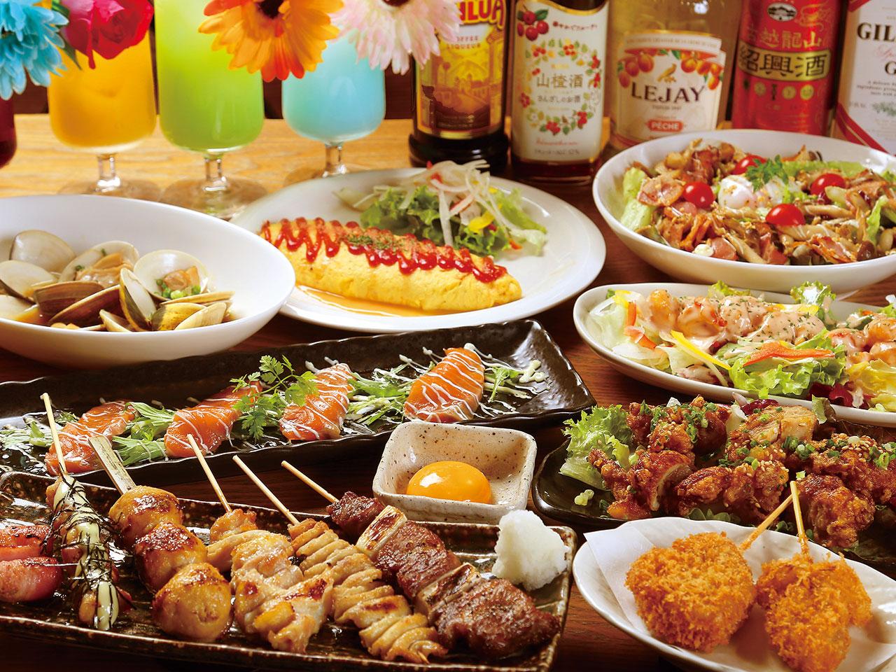 年末年始の宴会・飲み会は、この一冊におまかせ!【野町・有松・杜の里・額エリア】