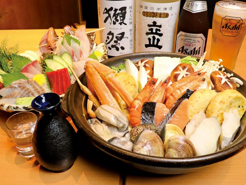 日本海庄や_絆コース