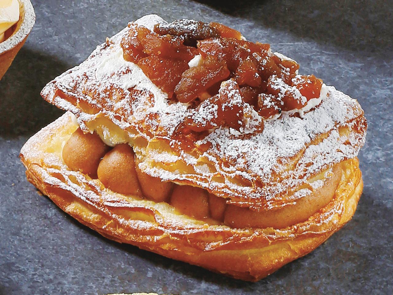パクッと食べて幸せ顔に 秋のおすすめパン